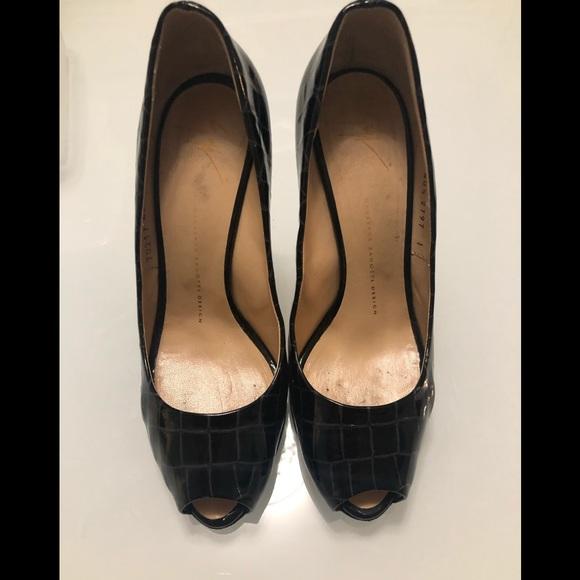 Giuseppe Zanotti Shoes - Authentic Black GIUSEPPE ZANOTTI heels!